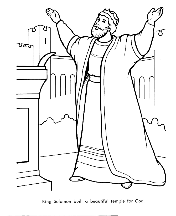 kids coloring pages on wisdom - photo#22