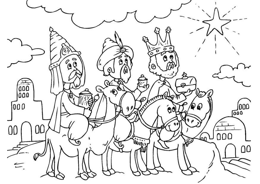 coloring pages christmas lutheran - photo#4